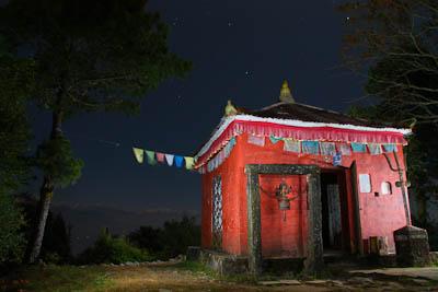 Der Tempel am Ende des Universums