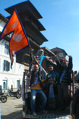 Jai Nepal!