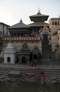 Der Pashupatinath-Tempel